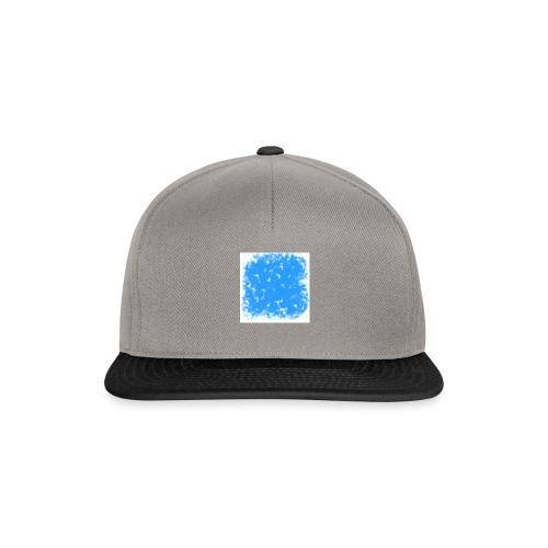 blue-white - Snapback Cap