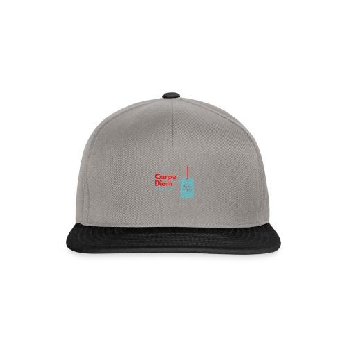 carpe diem - Snapback Cap