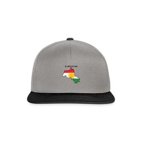 Kurdistan - Snapbackkeps