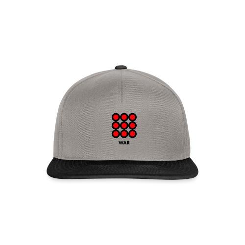 War - Snapback Cap