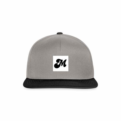 M - Snapback Cap