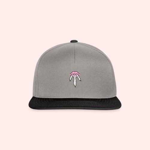 Smoke - Snapback Cap