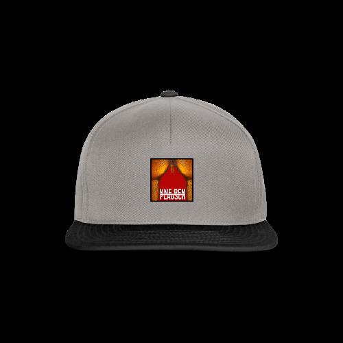 Kneipenplausch Cover Edition - Snapback Cap