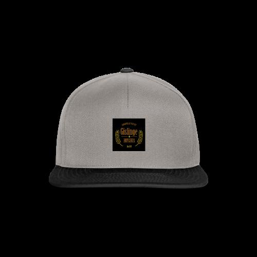 Sort logo 2017 - Snapback Cap
