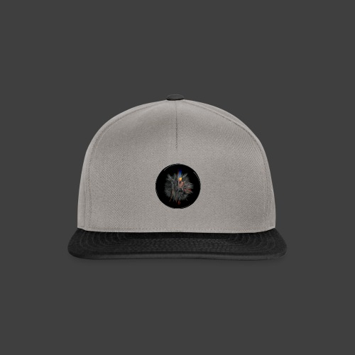 Some greys some colors - Snapback Cap