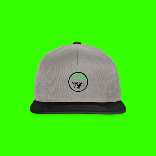 OUTRIDERS LOGO SIMPLE - Snapback Cap