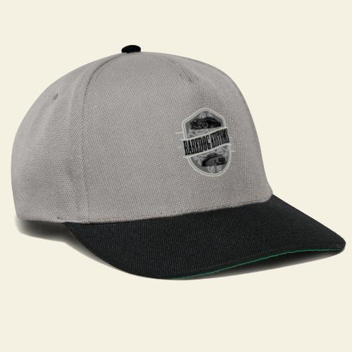 rd kustoms gray - Snapback Cap