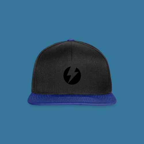 BlueSparks - Inverted - Snapback Cap