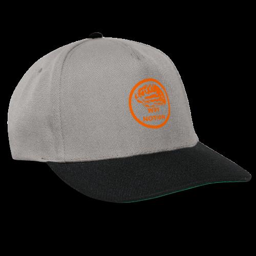 WRYNOTION Brain Logo - Snapback Cap