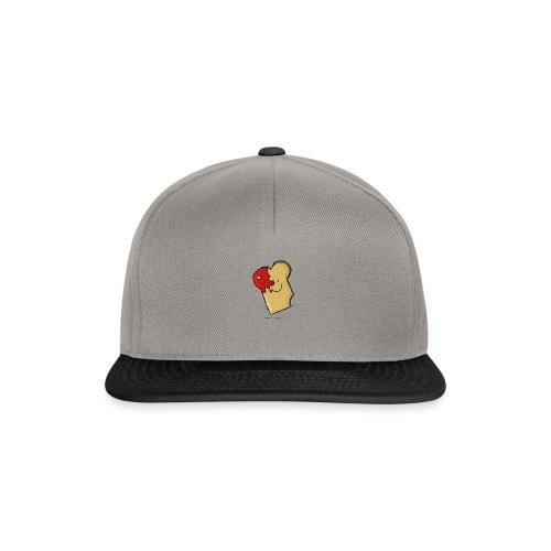 Das lustige Marmeladenbrot - Snapback Cap
