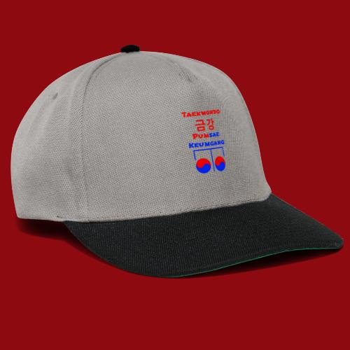 Keumgang - Pumsae Taekwondo - Poomse Kumgang Korea - Snapback Cap