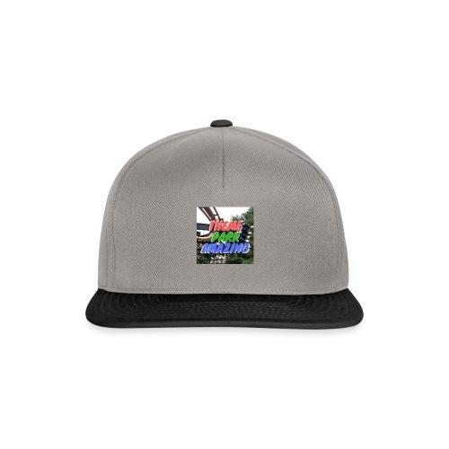 Clothing with Logo - Snapback Cap