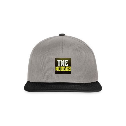 Twitch Logo - Snapback Cap