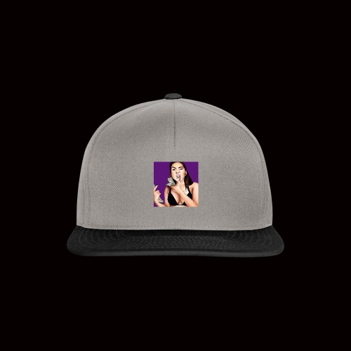 Weed Lady - Snapback Cap