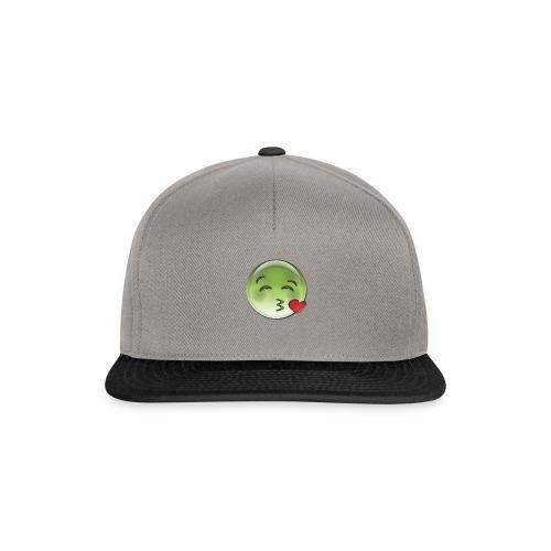 high emoji - Snapback Cap