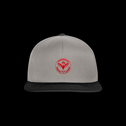 GrabiesCult red edition - Snapback Cap
