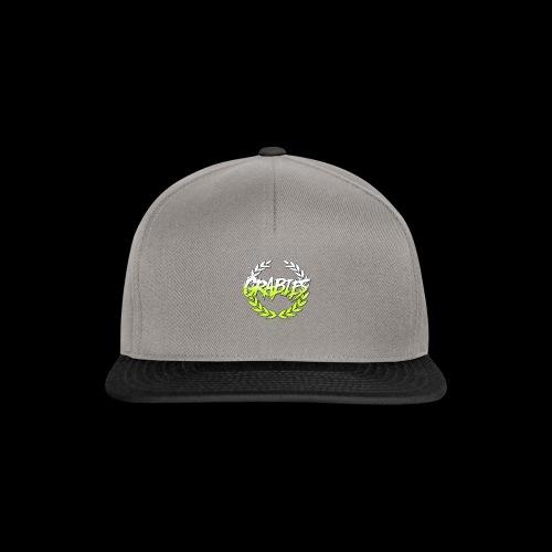 grabies Green/white fade - Snapback Cap