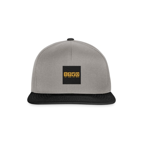 gym3 - Snapback Cap