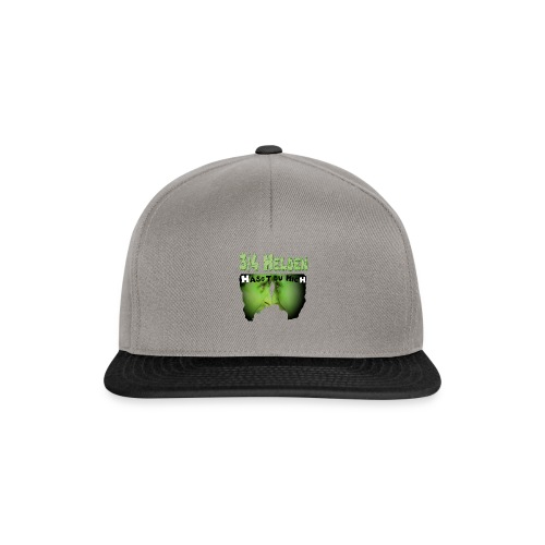 Has(s)t du mich - Snapback Cap