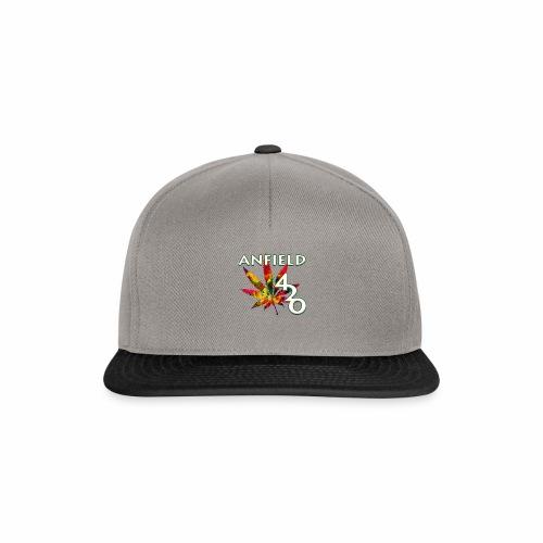 Anfield420 - Snapback Cap
