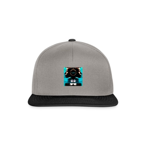 Faith in Music Blue - Casquette snapback