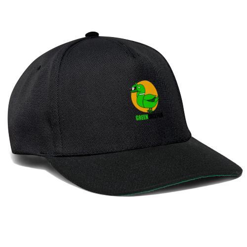 Greenduck Film Golden Sun Logo - Snapback Cap