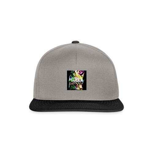 Logo GOREX leopardo - Snapback Cap