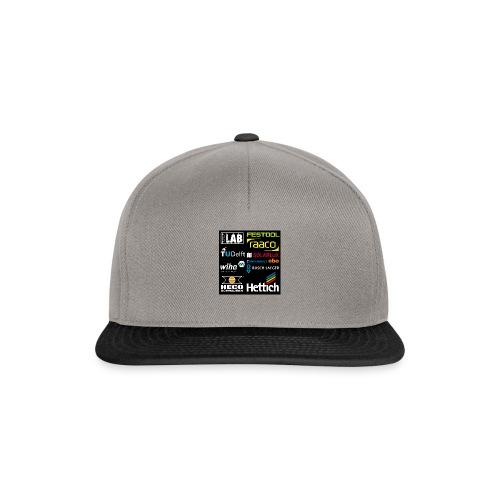 tshirt 2 rueck kopie - Snapback Cap