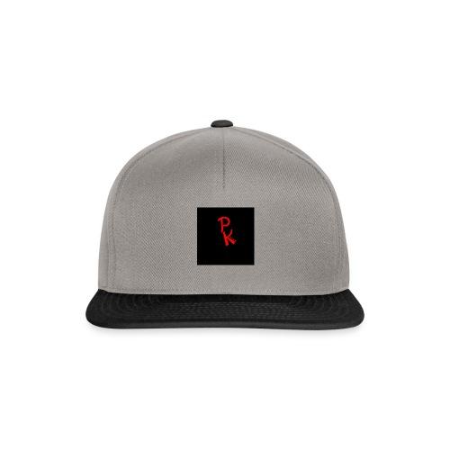 Tekengebied 1 - Snapback cap