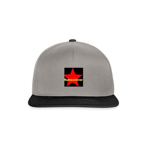 Ruhestörer - Snapback Cap