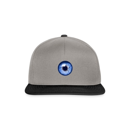 blue eye - Snapback Cap