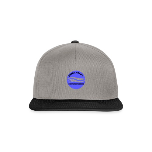 waterfasting - Snapback cap