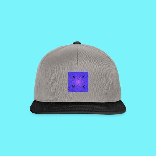 Blue Pursuit - Snapback Cap