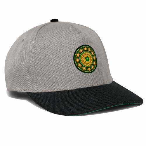 Sternenmuster - Snapback Cap