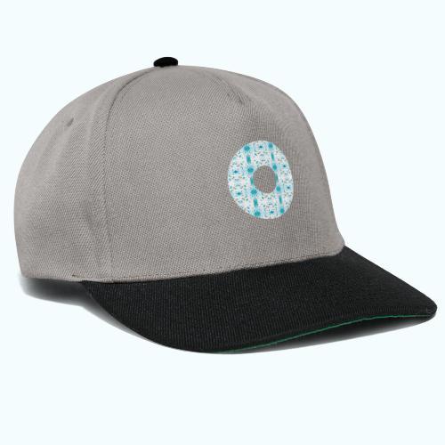 Hippie flowers donut - Snapback Cap
