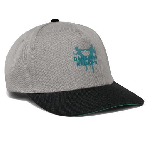 Grønn Logo - Snapback-caps