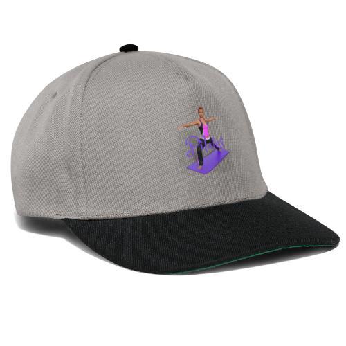 Pilates - Snapback Cap