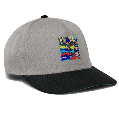o - Snapback Cap