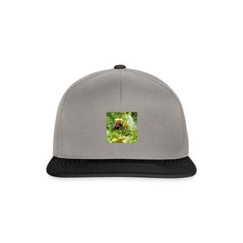 Auch eine Hummel braucht ein Dach überm Kopf - Snapback Cap