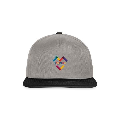 Welovecantabria logo - Gorra Snapback