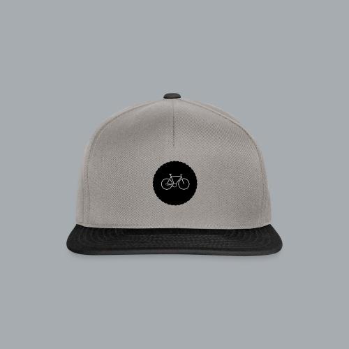 Bike Circle Vector - Snapback Cap