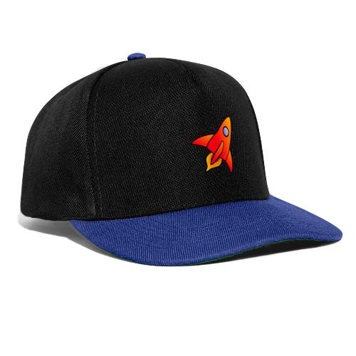 Red Rocket - Snapback Cap