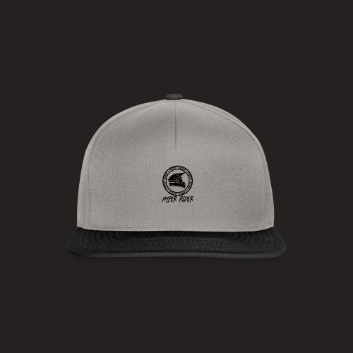 black back - Snapback Cap
