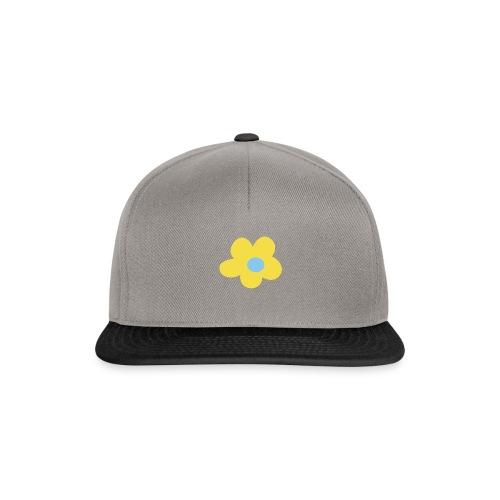 Kinder Comic - Blume - Snapback Cap
