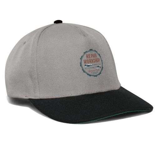 Repair Workshop - Snapback Cap