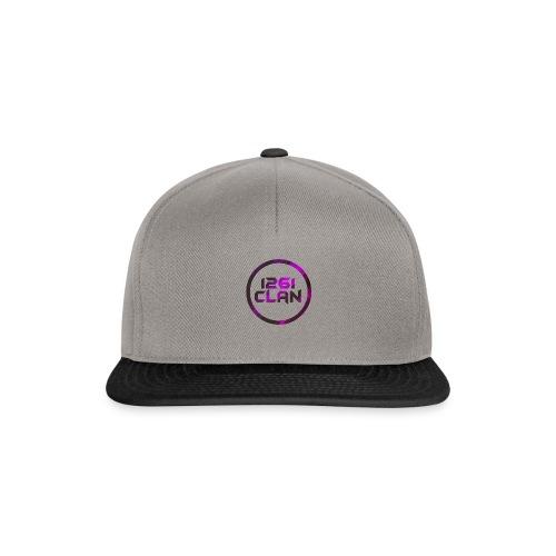 Pink and Black Logo - Snapback Cap