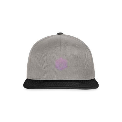 Sacred Traingle Circles Gradient - Snapback Cap