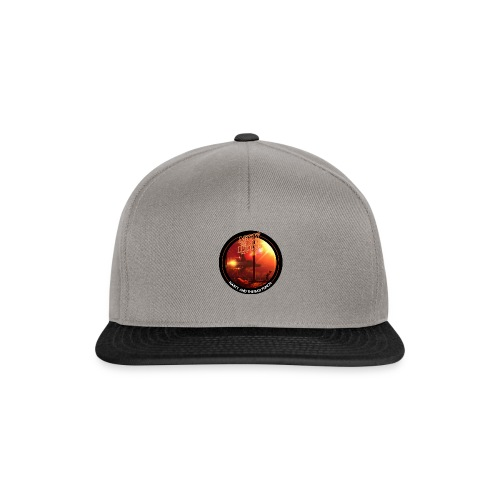 Round Cover / Marty And The Bad Punch - Snapback Cap