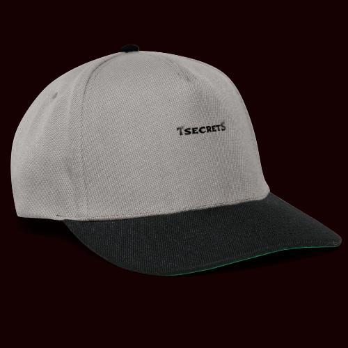 TsecretS - Snapback Cap