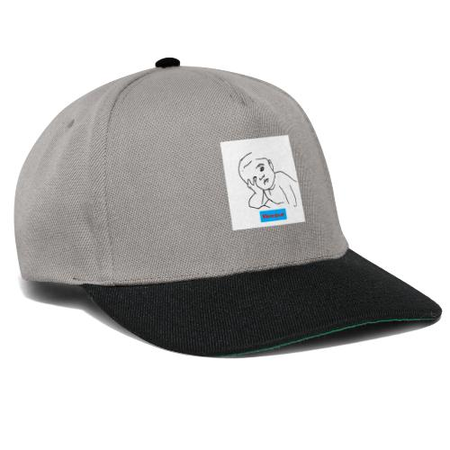 Bonjour - Snapback Cap